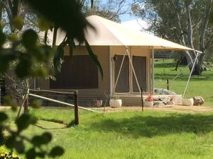 Boongarrie Luxury Tent - Accommodation Australia