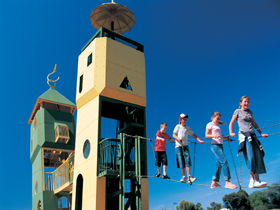 Monash Adventure Park - Accommodation Australia