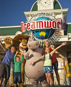 Dreamworld - Accommodation Australia