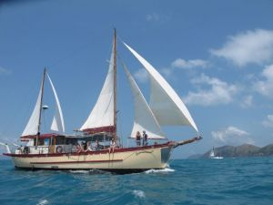 Adventure Cruise Dive and Outer Reef - Whitsundays Sailing Adventures - Accommodation Australia