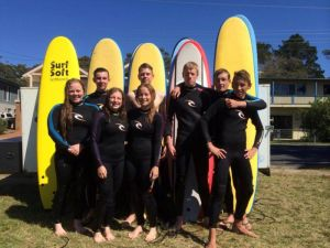 Broulee Surf School - Accommodation Australia