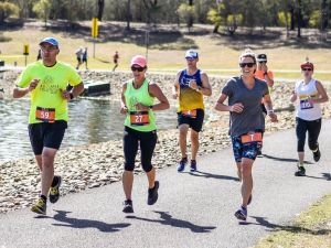 Broken Marathon Canberra - Accommodation Australia