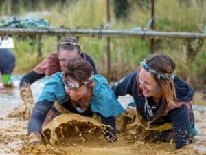 Suck It Up Buttercup Vikings Obstacle Course - Accommodation Australia