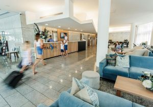 Pacific Hotel Brisbane - Accommodation Australia